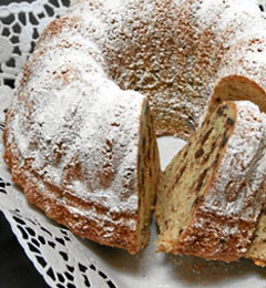 Dooleys-Kuchen